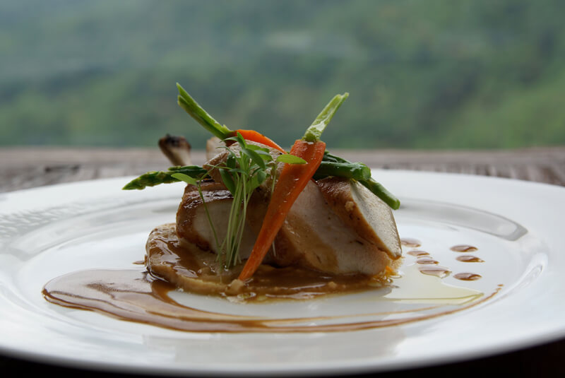 Detox Cuisine at Santani Wellness Resort