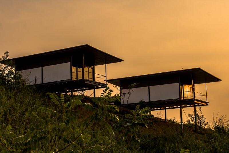 Exterior View of Santani Wellness Resort
